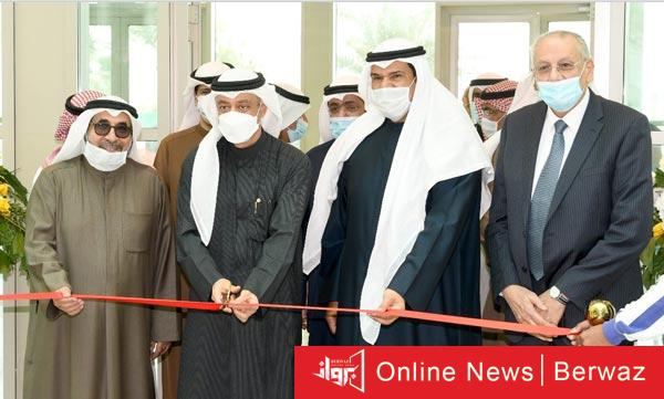إفتتاح مبنى الطيران المدني الجديد - وزير الإسكان والخدمات يفتتح المبنى الجديد للطيران المدنى