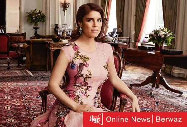 الأميرة أوجينى3 - الأميرة أوجينى تضع مولودها الأول للعائلة الملكية البريطانية