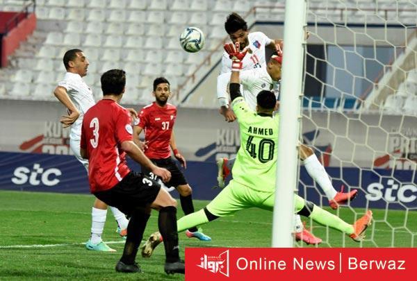 الكويت وخيطان - أسبوع التعادلات فى الجولة الثالثة للدورى الكويتى الممتاز لكرة القدم