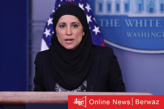 سميرة الفضلي - محجبة من البدون تتقلد منصب مستشارة وزارة المالية الأمريكية ؟ ما حقيقة هذا ؟