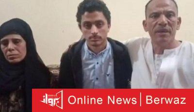 عبده جمعة 2 400x231 - شاب مصري يعود لأسرته بعد 21 سنة من فقدانه