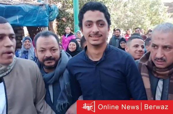 عبده جمعة - شاب مصري يعود لأسرته بعد 21 سنة من فقدانه