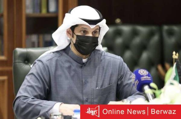عبد الرحمن المطيرى - وزير الشباب يعقد اجتماعاً مع رؤساء الأندية والإتحادات الرياضية