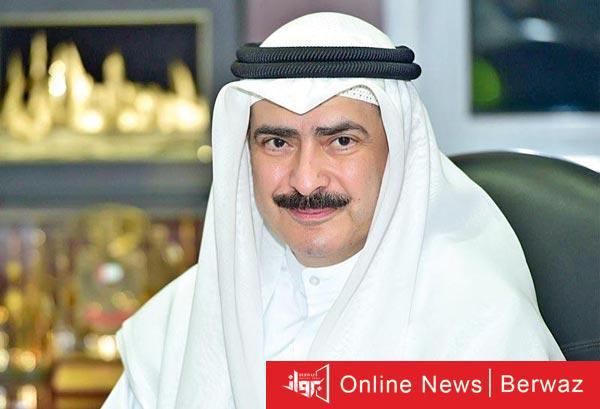 كامل العبدالجليل - رفع علم الكويت على مبانى الوطني للثقافة إحتفالاً بالعيد الوطنى