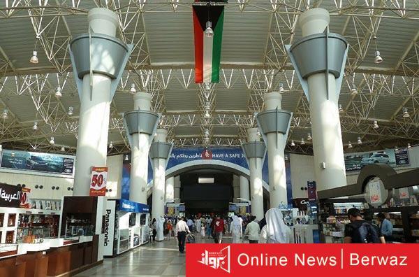 مطار الكويت الدولى - إدارة الطيران المدنى تطبق إجراءات صحية مشددة بمطار الكويت