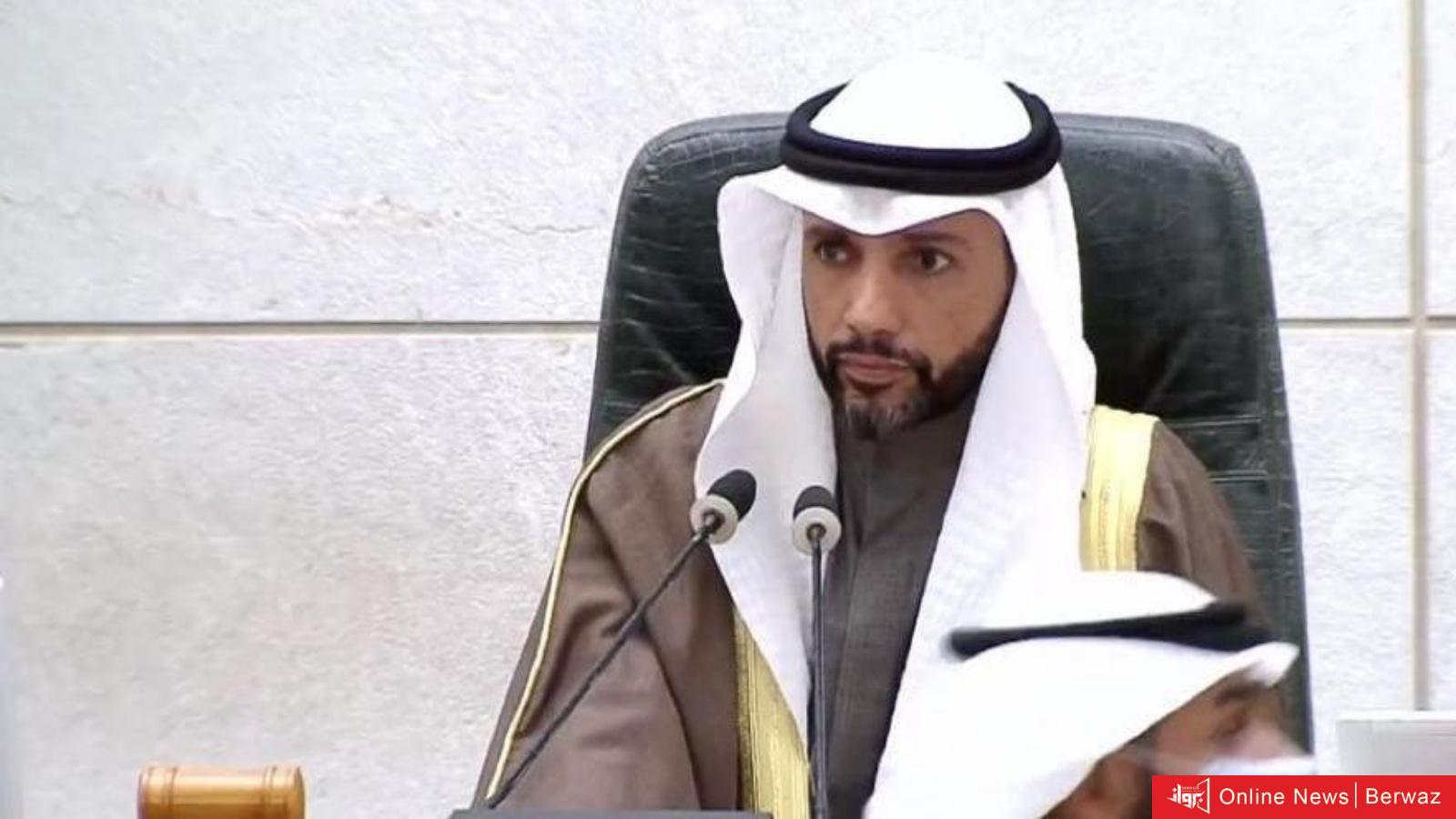 1 5 - الرئيس الغانم من مقاعد النواب: قبل أن تضعوا الحل نتمنى أن يتم الإستماع إلى المتضررين من تداعيات القرار