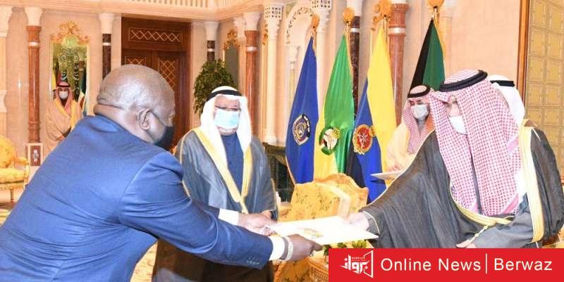 890431 - رسميا| أوراق اعتماد سفراء أفريقيا الوسطى وكوبا وفيتنام والبرازيل على طاولة سمو الأمير