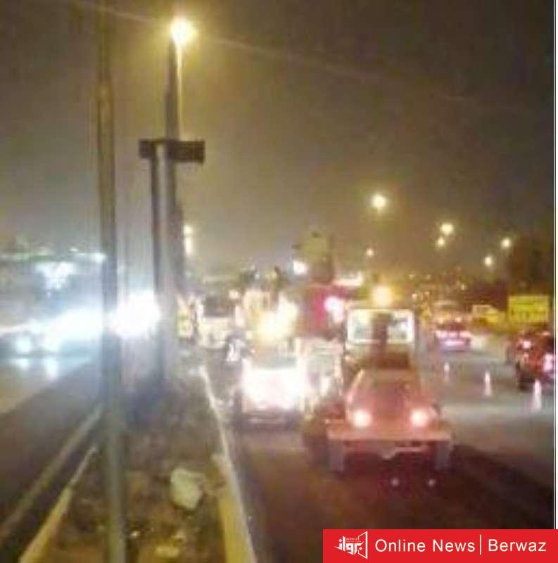 901883 - إعادة صيانة طريق الملك فهد ضمن مشروع جنوب السرة