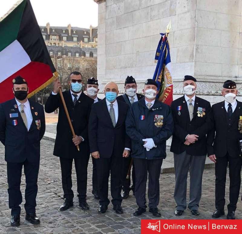 906282 - إحتفالات كويتية على أرض باريس بمناسبة الذكرى الـ60 للعيد الوطني تنظمها وزارة الدفاع الفرنسية