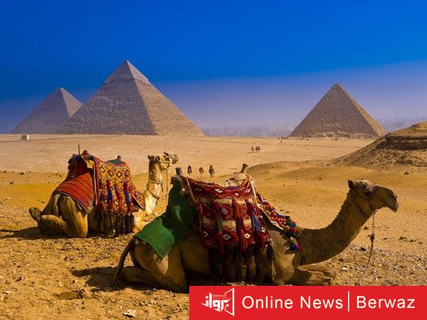 Egypt - مصر الوجهة السياحية الأكثر تفضيلاً عالميا طبقاً لاستطلاعات الرأى