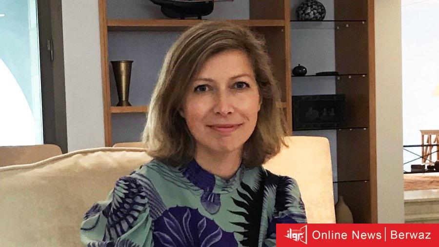Et716azXMAAImyg - إصابة السفيرة الفرنسية بالكويت آن كلير لوجندر بفيروس كورونا
