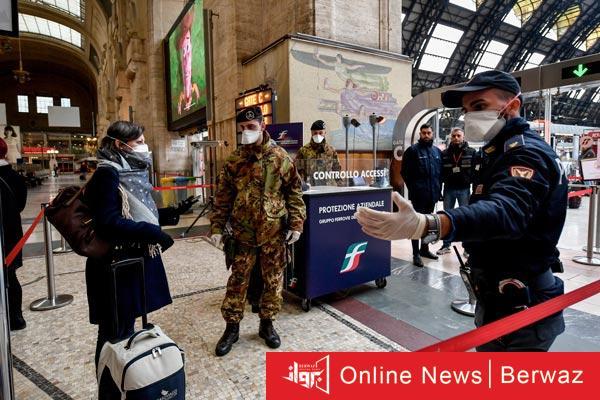 Italy - إيطاليا تشدد القيود من جديد نتيجة إرتفاع إصابات الكورونا مرة أخرى