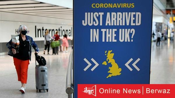 UK Airport - تشديد الإجراءات فى بريطانيا للحد من إنتشار فيروس كورونا