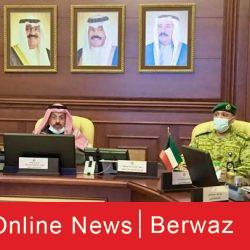 إجتماع الحرس الوطنى 250x250 - إجتماع الحرس الوطنى لمتابعة إجراءات تطبيق الحظر الجزئي