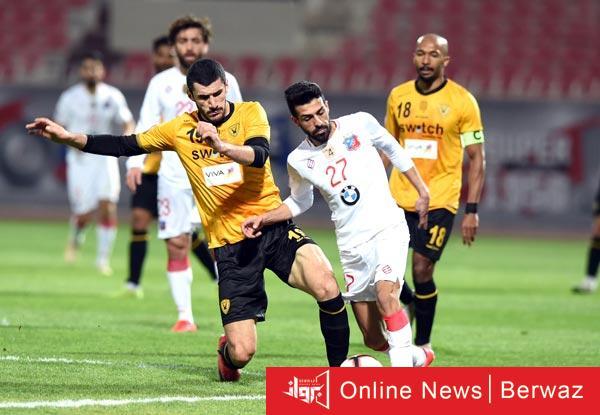 القادسية الكويتي - القادسية يهزم الساحل ويتصدر الدوري الكويتي الممتاز لكرة القدم