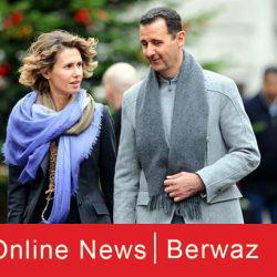بشار الأسد وزوجته 250x250 - إصابة الرئيس السورى بشار الأسد وزوجته بفيروس كورونا