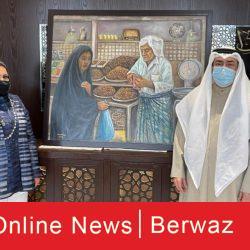 بيس 250x250 - العبدالجليل : ندعم جهود الإرتقاء بالفن التشكيلي وفعالياته