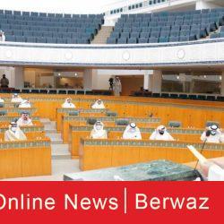 بالصور| الخالد وأعضاء الحكومة يؤدوا اليمين الدستورية أمام مجلس الأمة