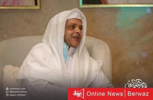 محمد هنيدي - محمد هنيدي يزور متحف السيرة النبوية فى المدينة المنورة