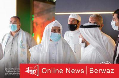 محمد هنيدي2 400x263 - محمد هنيدي يزور متحف السيرة النبوية فى المدينة المنورة