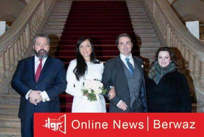 ياسمين بريكي2 400x270 - كاتبة جزائرية تتزوج حفيد نابليون بونابرت يوم ذكرى وفاته
