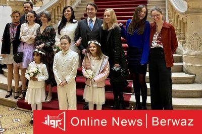 ياسمين بريكي3 400x267 - كاتبة جزائرية تتزوج حفيد نابليون بونابرت يوم ذكرى وفاته
