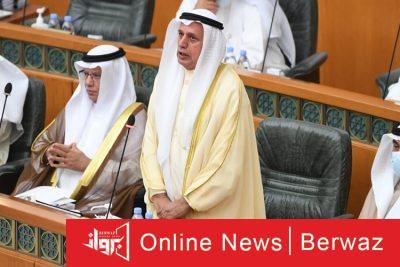 1 6 400x267 - بالصور| الخالد وأعضاء الحكومة يؤدوا اليمين الدستورية أمام مجلس الأمة
