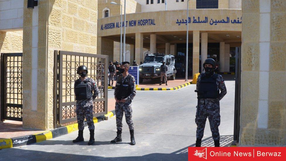 117565210 hi066202623 - أمر رسمي بإيقاف مسؤولين بسبب وفاة مصابين بكورونا بعد إنقطاع الأكسجين في مستشفى السلط بالأردن