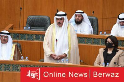 2 4 400x267 - بالصور| الخالد وأعضاء الحكومة يؤدوا اليمين الدستورية أمام مجلس الأمة