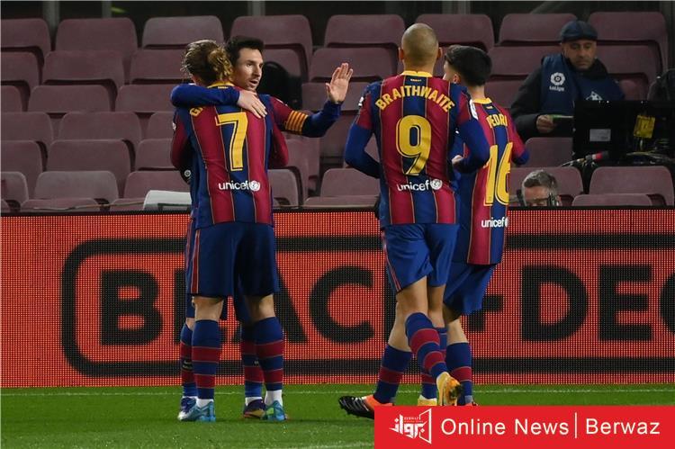 225448 - برشلونة يواجه هويسكا ضمن أبرز المباريات العربية والعالمية اليوم الإثنين