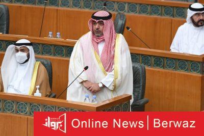3 3 400x267 - بالصور| الخالد وأعضاء الحكومة يؤدوا اليمين الدستورية أمام مجلس الأمة