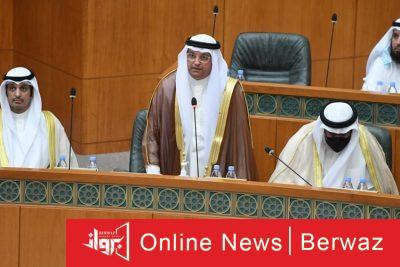 4 1 400x267 - بالصور| الخالد وأعضاء الحكومة يؤدوا اليمين الدستورية أمام مجلس الأمة