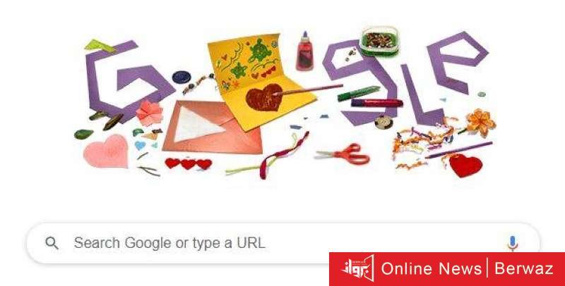 919614 - «غوغل» يتزين احتفالا بعيد الأم