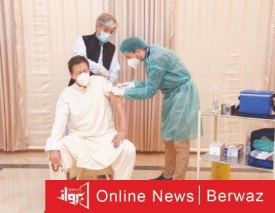 Imran Khan2 400x310 - إصابة رئيس وزراء باكستان بعد يومين من تلقيه لقاح كورونا
