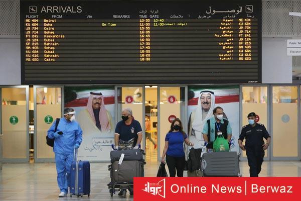 Kuwait airport - الطيران المدني تعلن ربط مختبرات الدول الخارجية مع نظامها الجديد