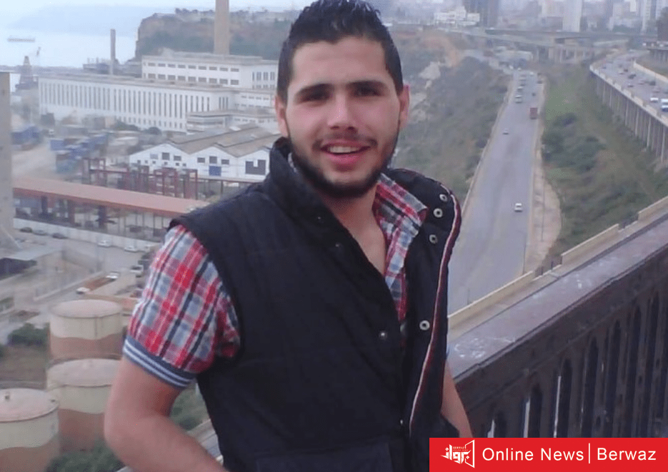 image 1 1 - شاهد بالفيديو شاب سوري يضحّى بحياته لإنقاذ رضيع جزائري من وسط الحريق