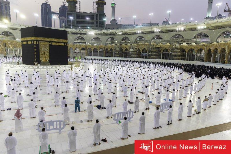 image 1 8 - السعودية تفصح عن 13 مليون مصلٍ ومعتمر منذ بداية التفويج إلى الآن
