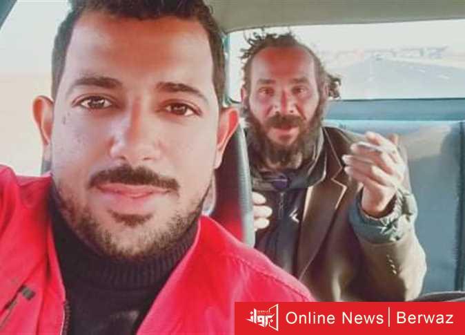 image 4 - بعد 3 سنوات من الضياع.. مصري ينقذ مشرد بمدينة الواسطى ويعيده إلى أهله