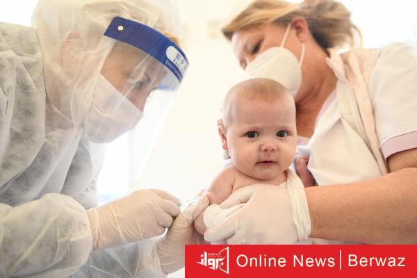 kid take vaccine - فايزر تعلن بدأ تجارب لقاحها المضاد للكورونا على الأطفال