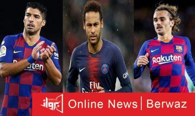 messi vs ronaldo2 400x238 - الكشف عن قائمة أعلى خمسة لاعبين كرة القدم راتباً في العالم