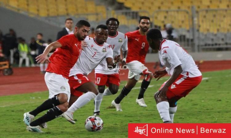 resize - مصر توجه جزر القمر ضمن أبرز المباريات العربية والعالمية اليوم الاثنين
