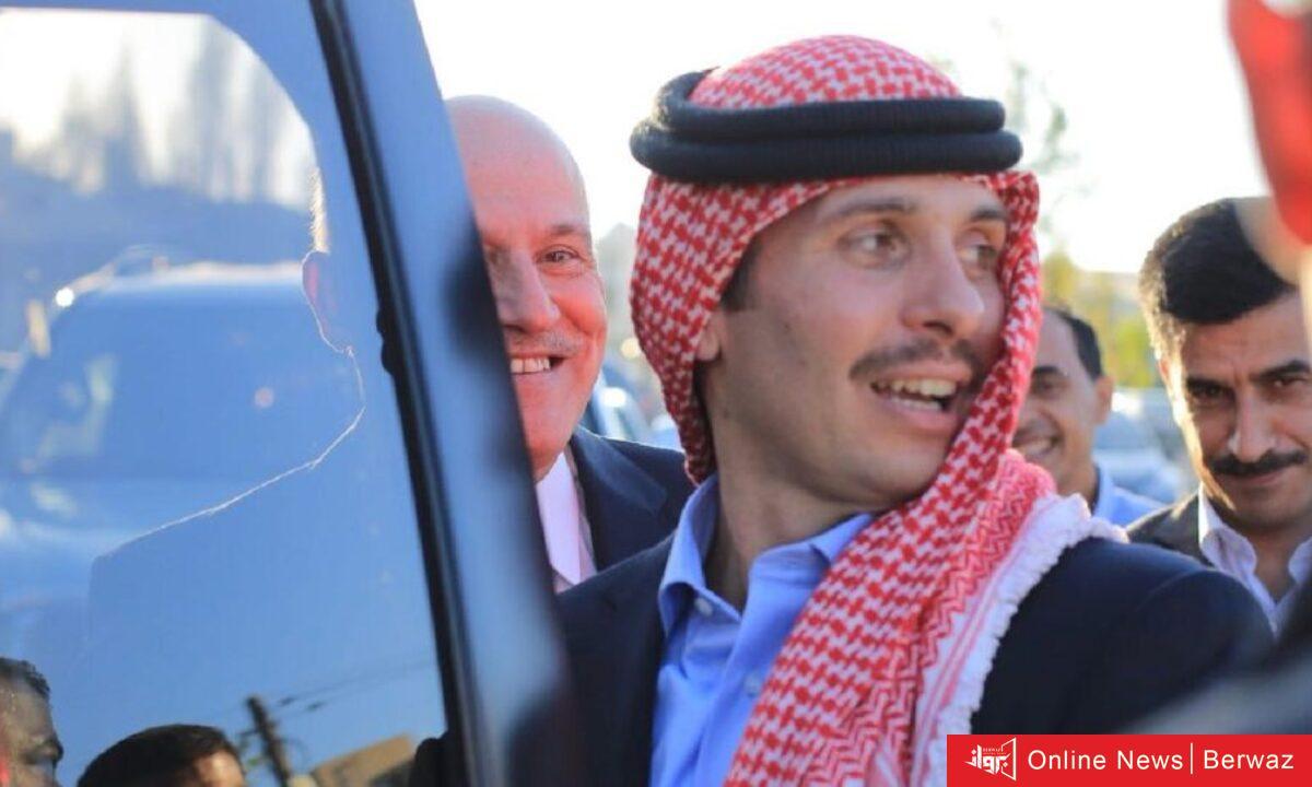 الأمير حمزة بن الحسين scaled 1200x720 1 - وكالة الأنباء الأردنية: الأمير حمزة بن الحسين ليس موقوفاً