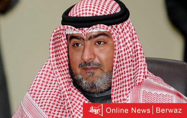 الشيخ ثامر علي صباح السالم - وزير الداخلية يستقبل القيادات الوطنية ويؤكد دعم الهيئات الوطنية