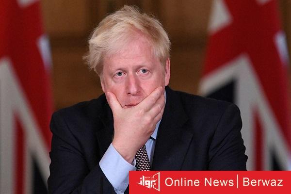 بوريس جونسون - رئيس وزراء بريطانيا يخضع لتحقيقات مالية فى فضيحة ورق الحائط