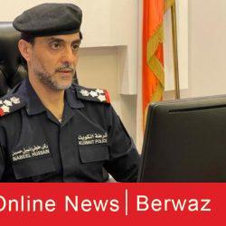 الهلال الأحمر الكويتي يوزع مساعدات إنسانية على اللاجئين السوريين