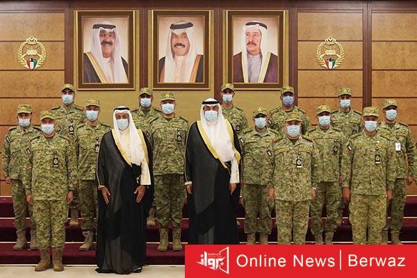 رئيس الوزراء يزور الحرس الوطني - رئيس مجلس الوزراء يقوم بزيارة إلى الرئاسة العامة للحرس الوطني