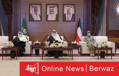 رئيس الوزراء يزور الحرس الوطني3 400x254 - رئيس مجلس الوزراء يقوم بزيارة إلى الرئاسة العامة للحرس الوطني