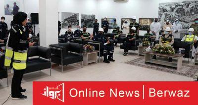 زيارة رئيس الوزراء للمبنى الجديد بمطار الكويت 2 400x213 - رئيس الوزراء يقوم بزيارة تفقدية للمبنى الجديد بمطار الكويت