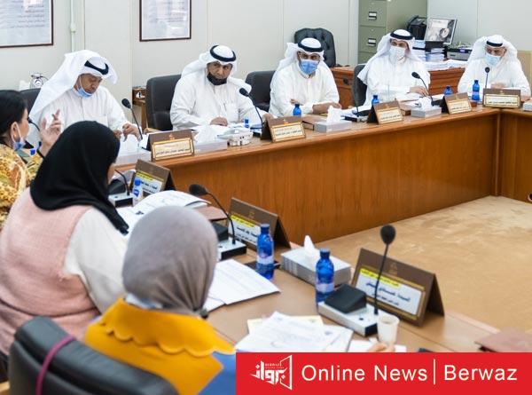 لجنة الميزانيات والحساب 1 - الميزانيات تناقش تقديرات الإيرادات والمصروفات فى ميزانيات الوزارات