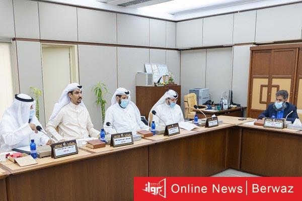 لجنة شؤون الإسكان - شؤون الإسكان تعلن إلغاء المطور العقاري في مشروع جنوب سعد العبد الله